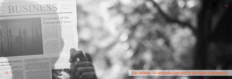 Din online: 10 articole ce iti pot fi de folos in proiecte