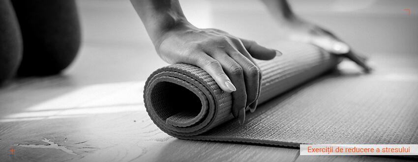 Exercitii de reducere a stresului