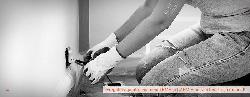 Pregatirea pentru examenul PMP si CAPM – nu faci teste esti mancat!