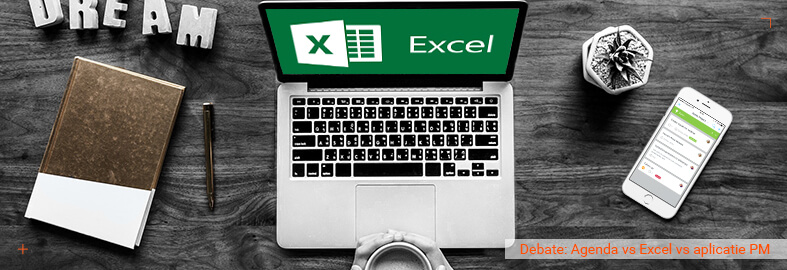Debate: Agenda vs Excel vs aplicatie de Project Management