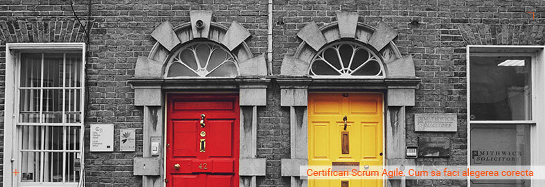 Certificari Scrum Agile. Cum faci alegerea corecta: ACP, PSM, CSM sau SMAC?